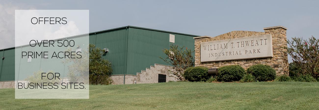 work dadeville william thweatt industrial park