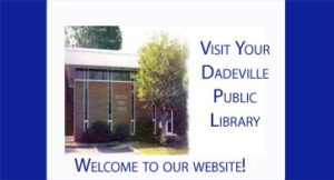 Library Storytime in Dadeville @ Dadeville Public Library