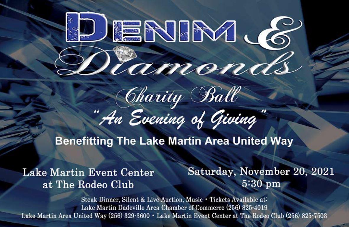 10th Annual Denim & Diamonds Charity Ball - An Evening of Giving