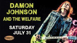 Live Music - Damon Johnson @ Copper's Grill at Stillwaters