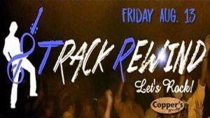 Live Music - 8 Track Rewind @ Copper's Grill at Stillwaters