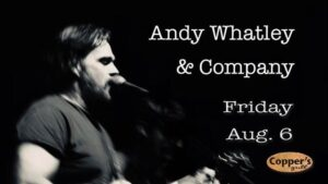 Live Music - Andy Whatley & Company @ Copper's Grill at Stillwaters