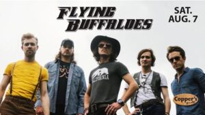 Live Music - Flying Buffaloes @ Copper's Grill at Stillwaters
