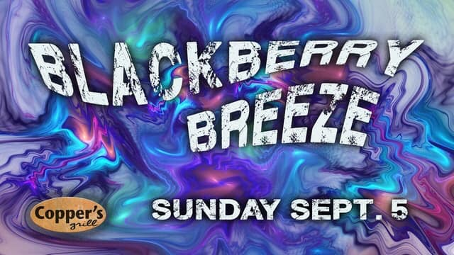 Live Music - Blackberry Breeze @ Copper's Grill at Stillwaters